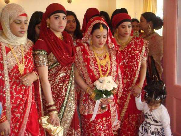 Femmes musulmanes en Inde