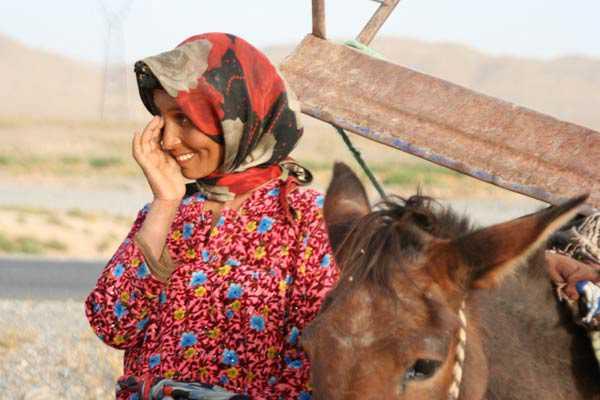 Jeune marocaine