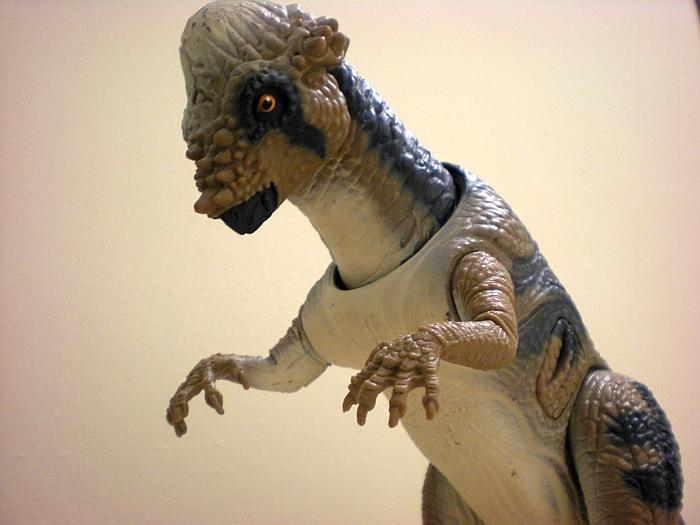 Pachycephalosaurus (The Lost World: Jurassic Park by Kenner