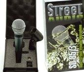 Microfono Street-Audio