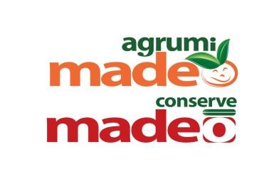 Loghi Madeo linea Agrumi e Linea Conserve