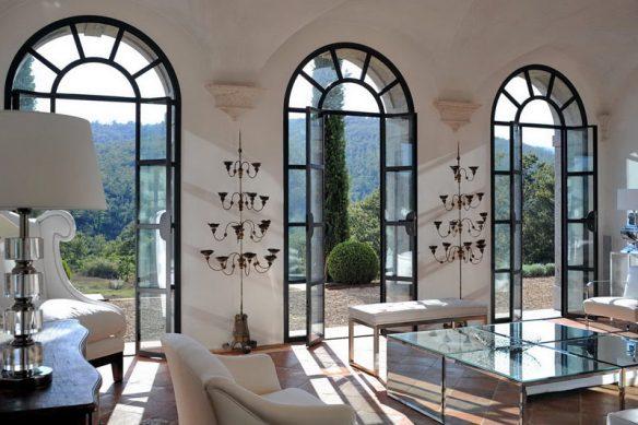 ventanales de arco