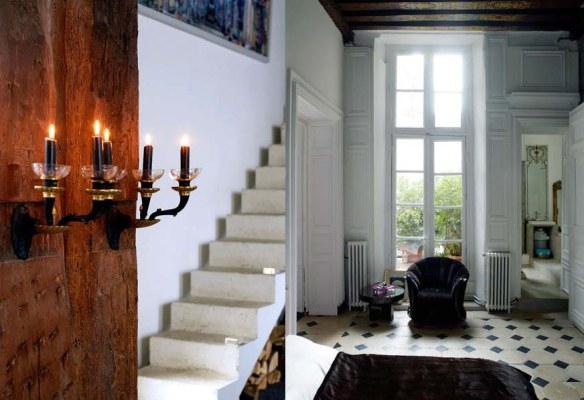 decoración estilo ecléctico art deco