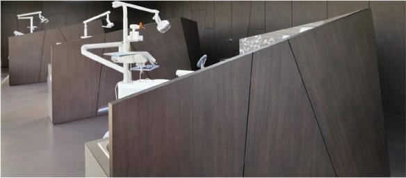 proyecto arquitectura clínica dental