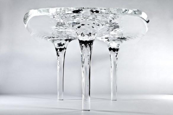 liquid glacial table 1