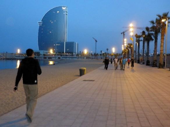 Paseo Marítimo de la Barceloneta