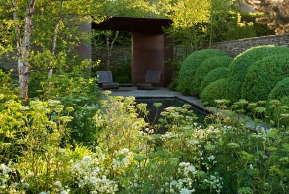 Jardín de Tom Stuart-Smith