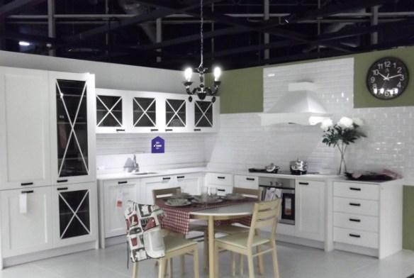 Ambiente de cocina Teyoland