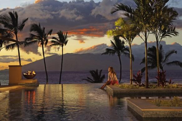 Infinity Pool_Four seasons Maui Hawaii