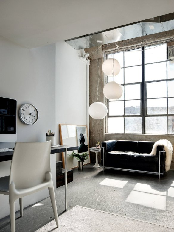 Loft Industrial en Brooklyn