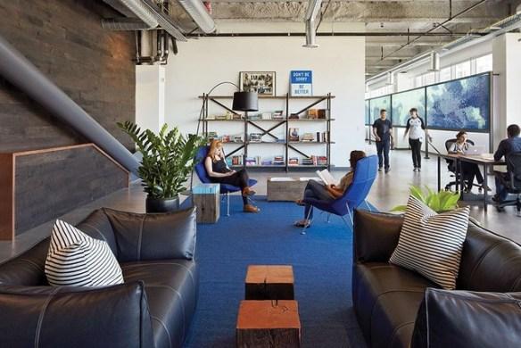 Oficinas de Dropbox en SF