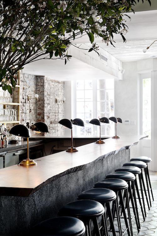 restaurante en nueva york