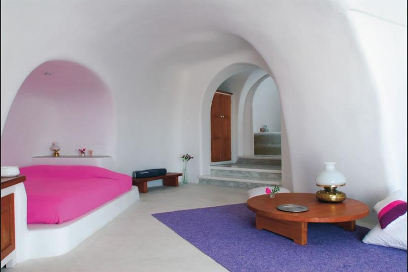 Hotel Perivolas en Oia Santorini 5