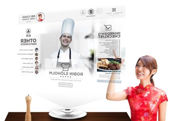 Tengología inteligente cocina 15
