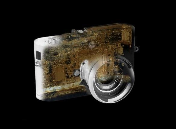 leica's M8 digital camera