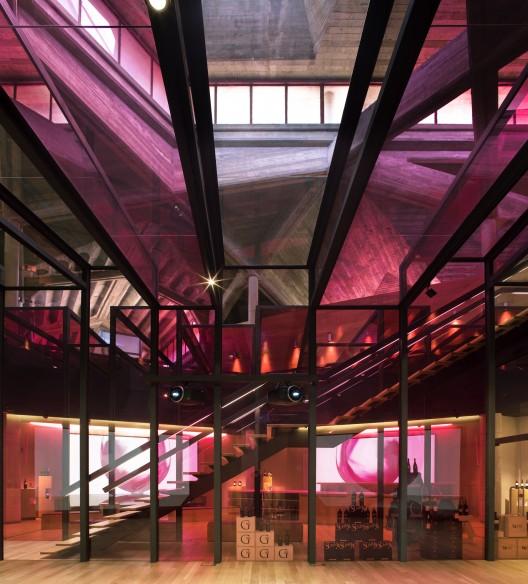 Bodegas Olarra / IA+B Arkitektura Taldea 3