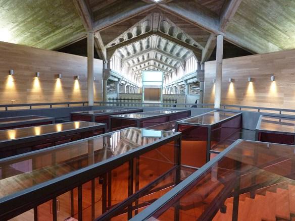 Bodegas Olarra / IA+B Arkitektura Taldea 12