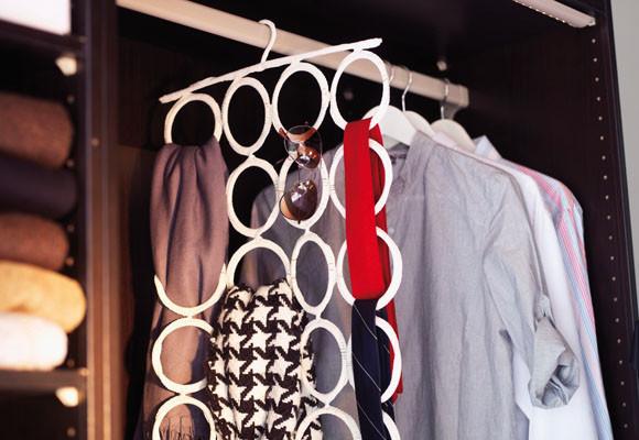 Ideas para organizar el armario 8
