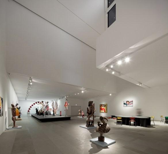 Centro Internacional para las Artes José de Guimarães 13