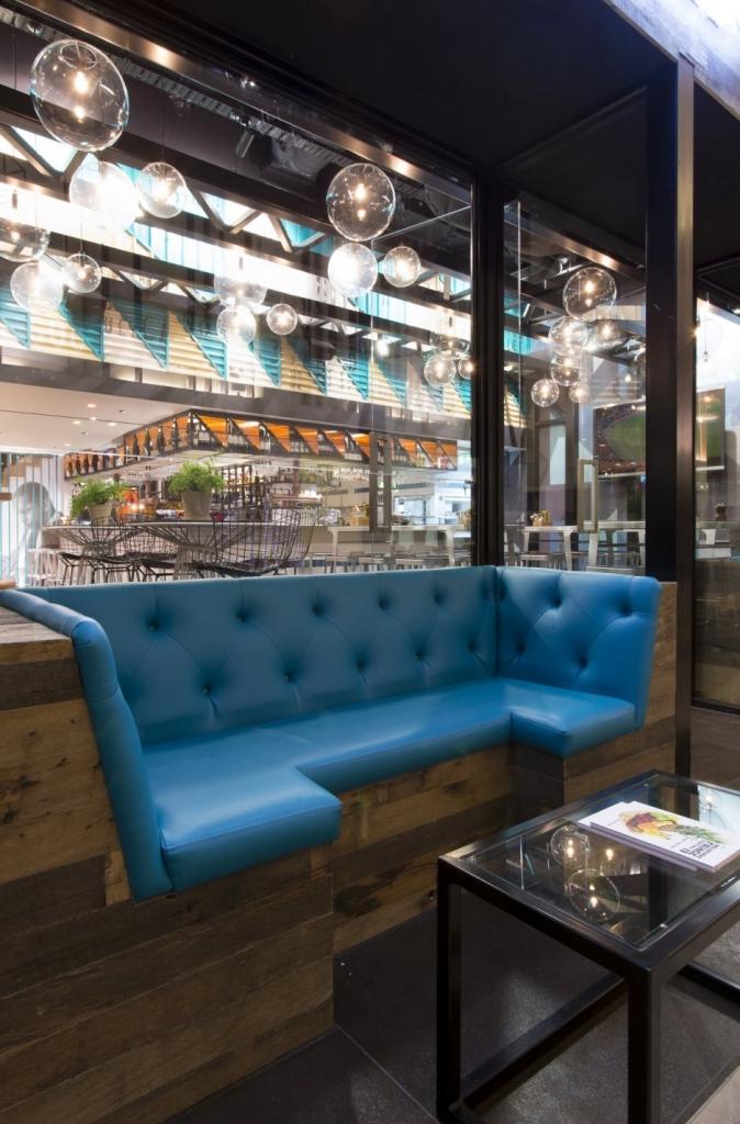 Restaurante BlueTrain 7
