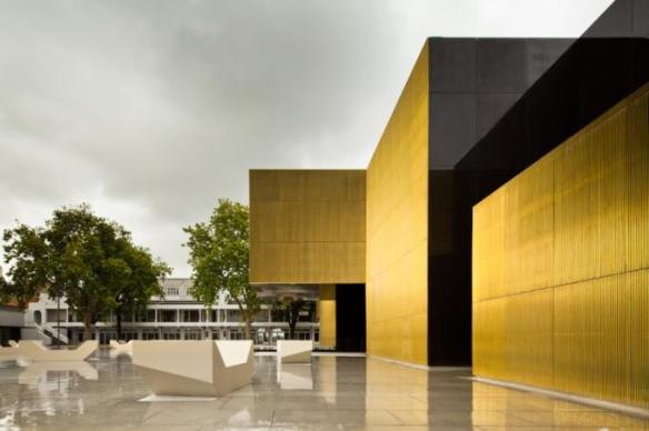 Centro Internacional para las Artes José de Guimarães 7