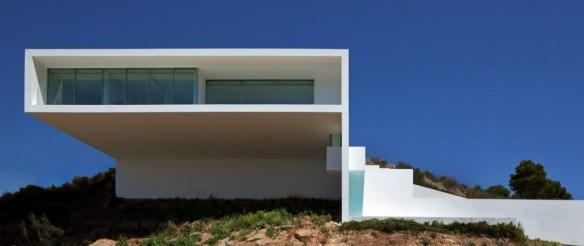 Casa del acantilado Fran Silvestre 9