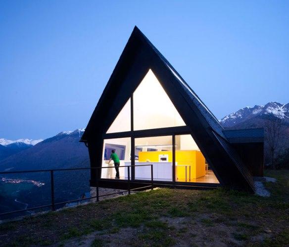 Casa en los Pirineos por Cadaval y Solà-Morales 5