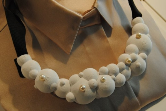 just make, collar, siemprevivas, impresion 3d3