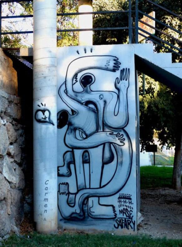grafiti-escalera-rio-A