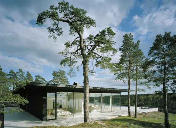 Casa del lago por John Robert Nilsson 3