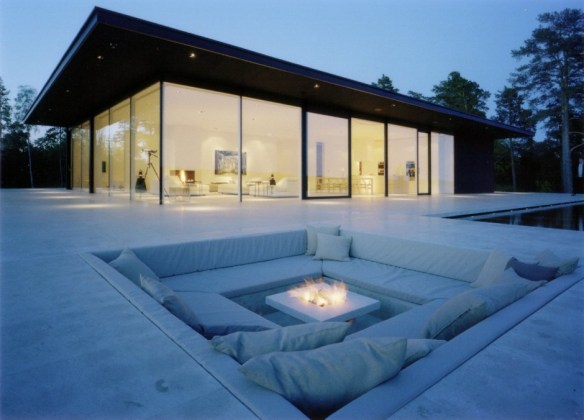 Casa del lago por John Robert Nilsson 4