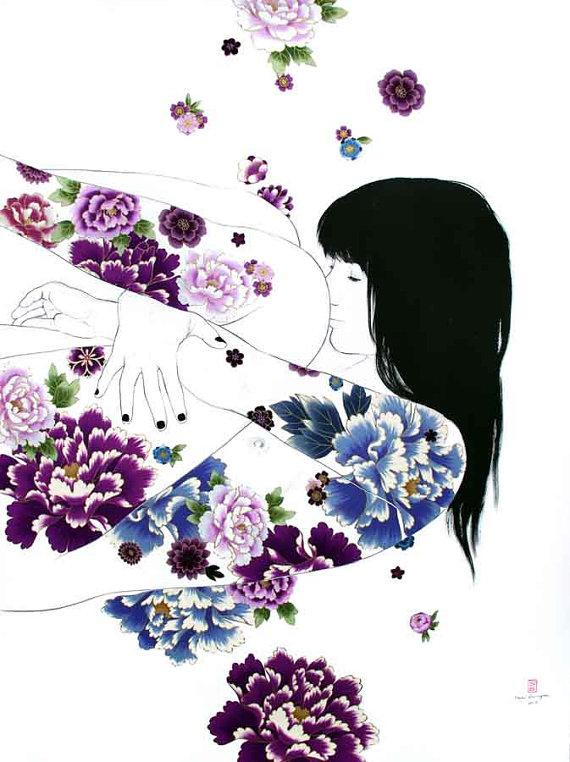 pinturas-telas-flores5