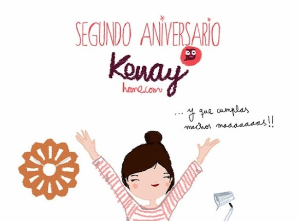 segundo aniversario kenay