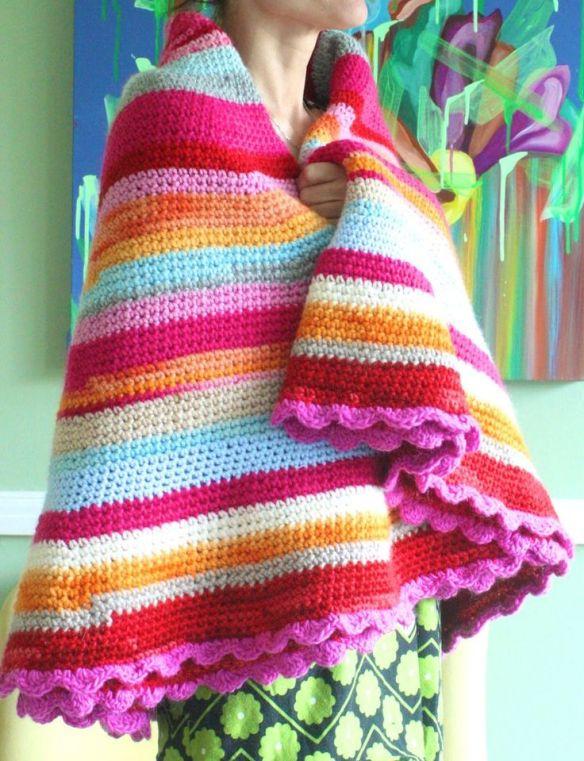 manta_de_crochet_rayas