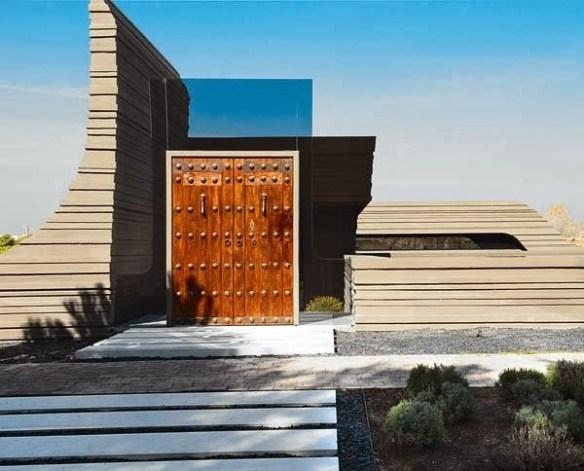 La Casa Escultura de A-cero 3
