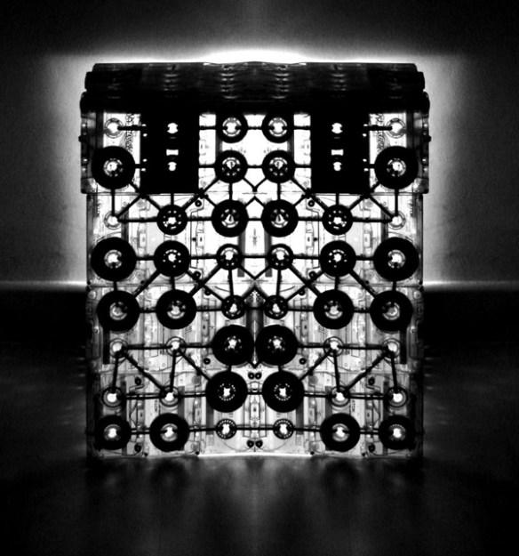 Lampara de cassette 7