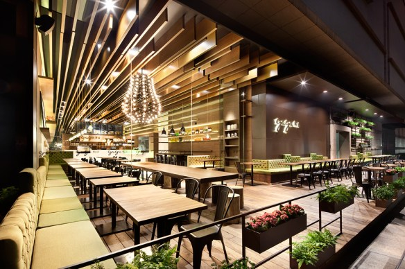 GAGA restaurante 1