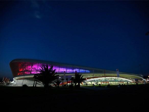 Juegos Olimpicos de Sochi, Adler Arena 1