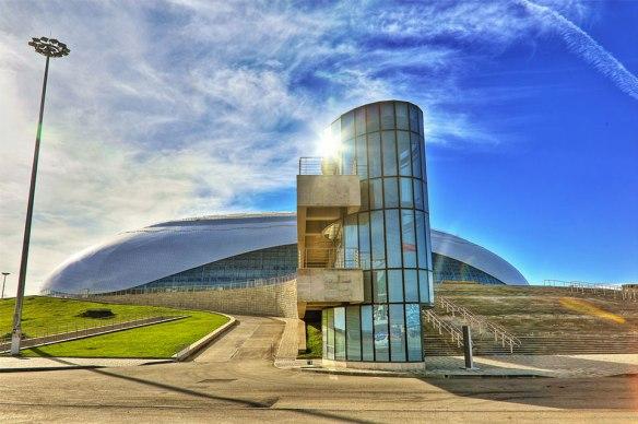 Juegos Olimpicos de Sochi, Bolshoi Ice Dome 4