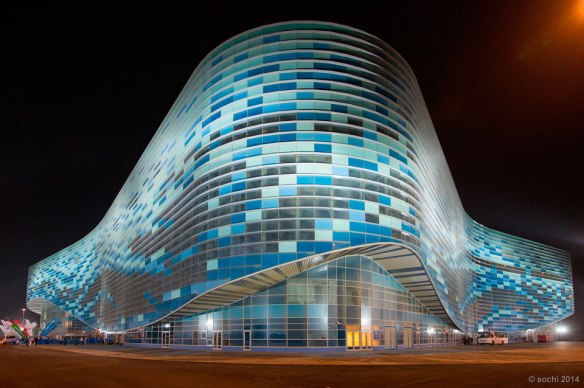 Juegos Olimpicos de Sochi, Iceberg Skating Palace 2