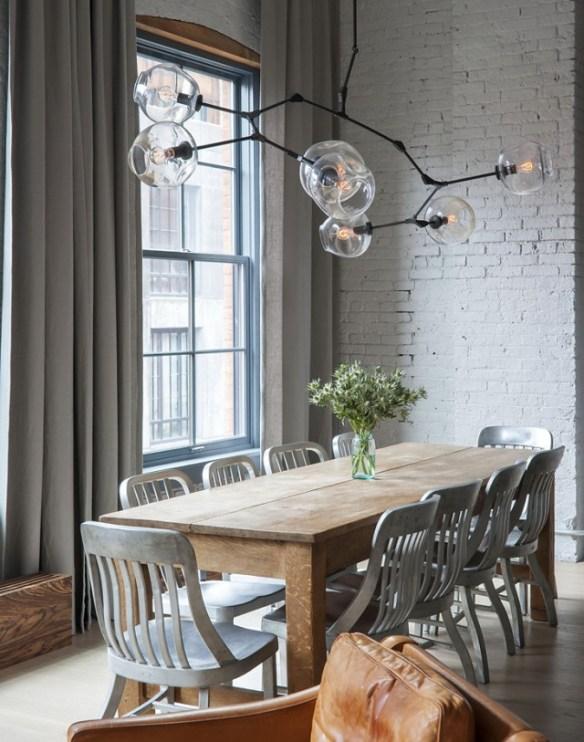 apartamento en brooklyn mesa comedor