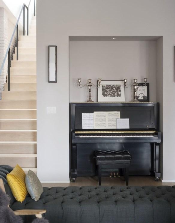 piano en apartamento en brooklyn