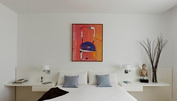 blanco dormitorio con color