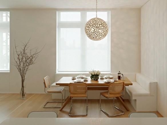 blanco salon y comedor