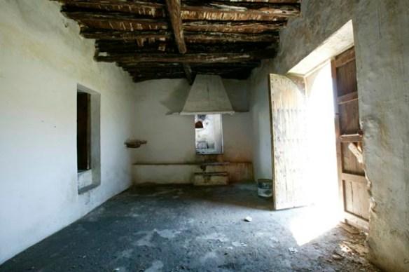 proyecto- casa -en- Ibiza-Nan-i marquina _comedor antes de