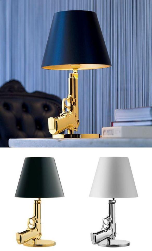 Gun lamp