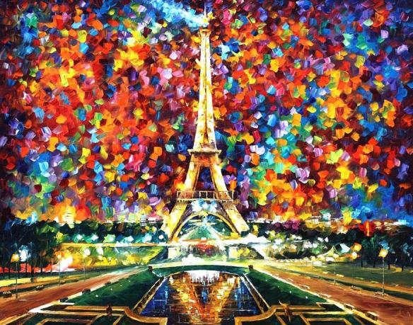afremov paris