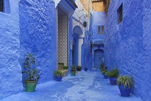 decorar azul callemarruecos