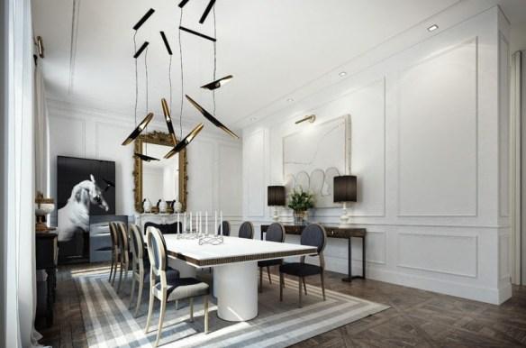 Apartmento en Sain Germain Ando estudio 12