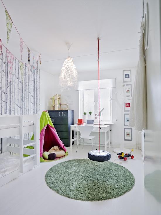 Habitaciones infantiles tiendas de campana 22